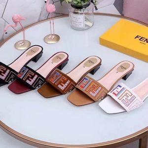 Fendi heels & Slides